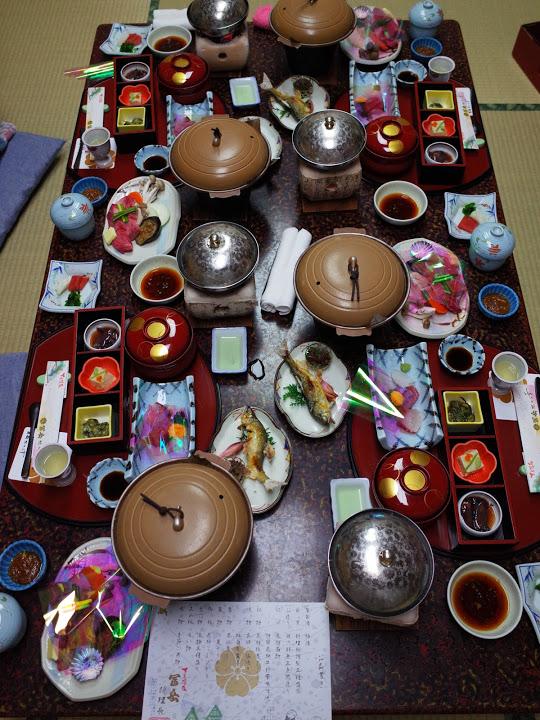 #旅行 下呂-高山-金澤-加賀-名古屋五間旅館入住感想