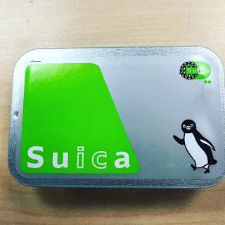 #小物 SUICAのペンギン鐵盒巧克力、保溫杯