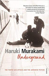 #讀書心得 《地下鐵事件》村上春樹 Haruki Murakami
